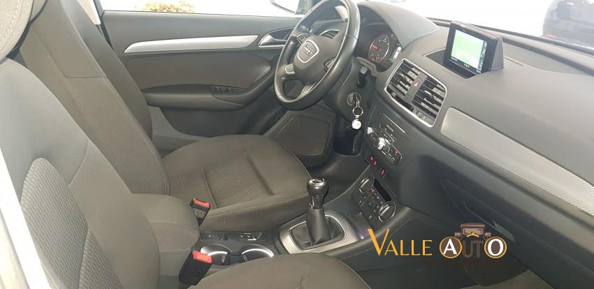 AUDI Q3 Audi Q3 design edition con llanta 17 2.0 TD 120CV GRIS Imagen