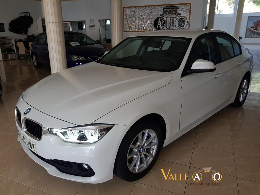 Image del BMW Serie3 Efficient dynamics 2.0 164CV Blanco