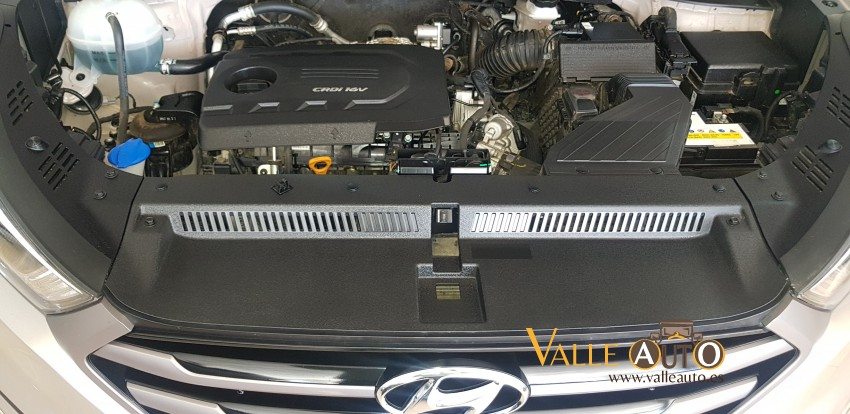 HYUNDAI TUCSON BLUE DRIVE LINK 1.7 CRDI 115CV BEIGE Imagen