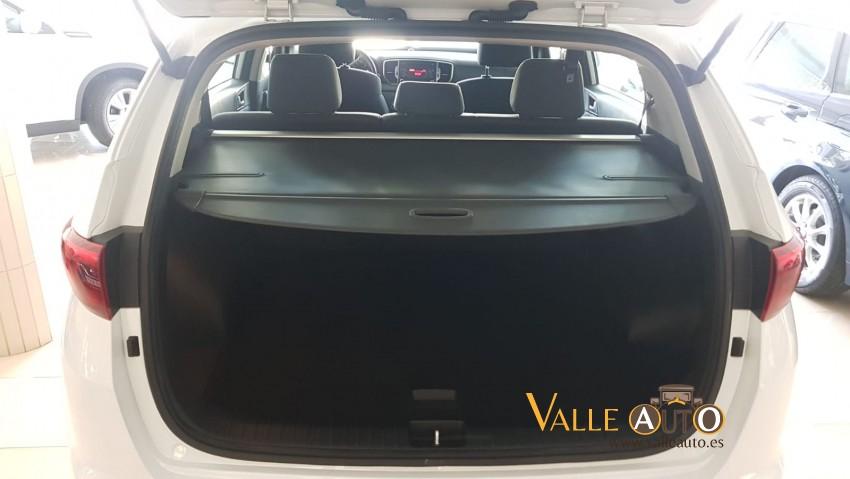 KIA Sportage Vgt 115cv Concept 4x2Eco-Dynam 1.7 CRDI 115CV BLANCO Imagen