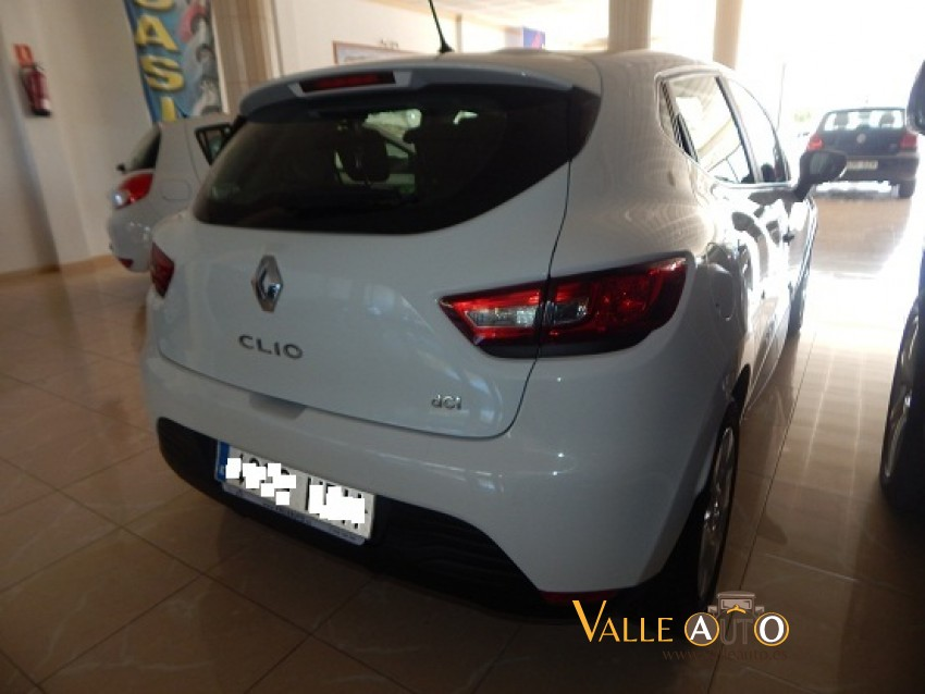 RENAULT Clio business Eco2 1.5 DCI 75CV Blanco Imagen