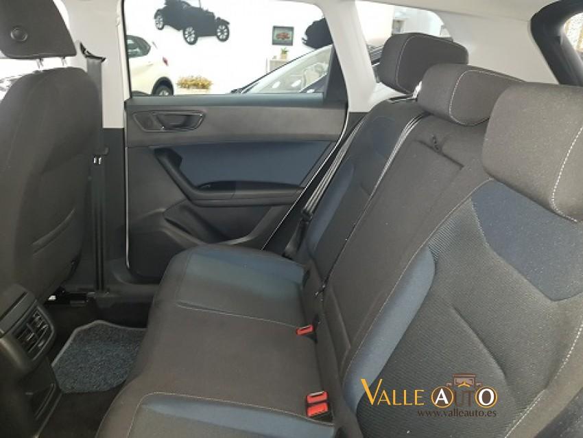 SEAT Ateca CR S&S STYLE ECOMOTIVE 1.6 TDI 115CV BLANCO Imagen