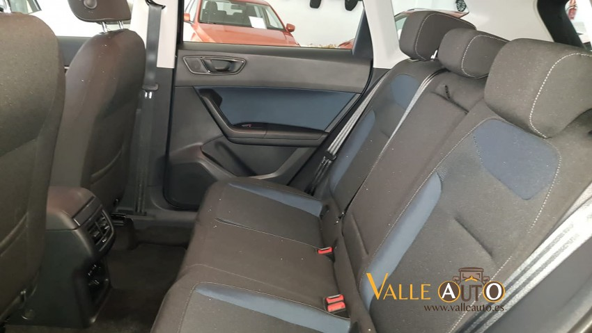 SEAT Ateca S&S STYLE PLUS NAVI ECO 5 1.6 TDI 115CV GRIS Imagen