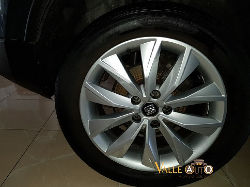 SEAT Ateca Style Ecomotive S&S 1.6 TDI 115CV Gris oscuro Imagen