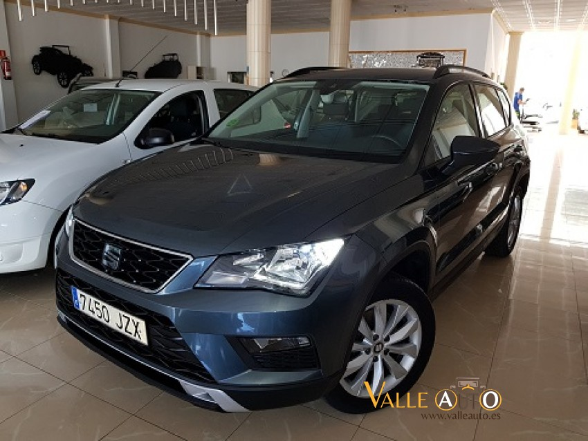 Image del SEAT Ateca Style Ecomotive S&S 1.6 TDI 115CV Gris oscuro