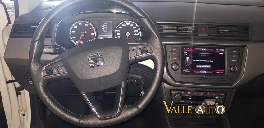 SEAT Ibiza REFENCE PLUS 1.0  80CV BLANCO Imagen