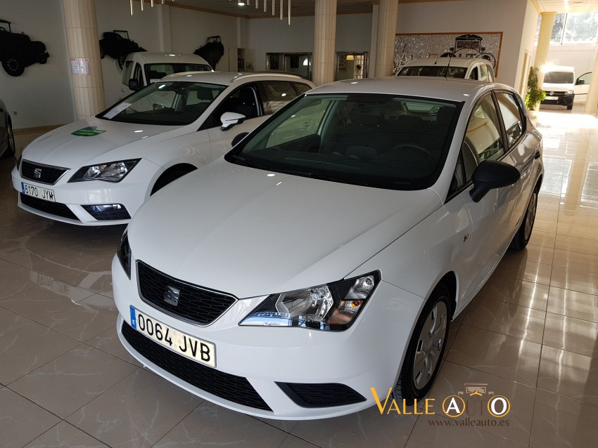 Image del SEAT Ibiza REFERENCE PLUS 1.4 TDI 90CV BLANCO