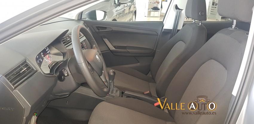 SEAT Ibiza REFERENCE PLUS 1.6 TDI 95CV PLATA Imagen