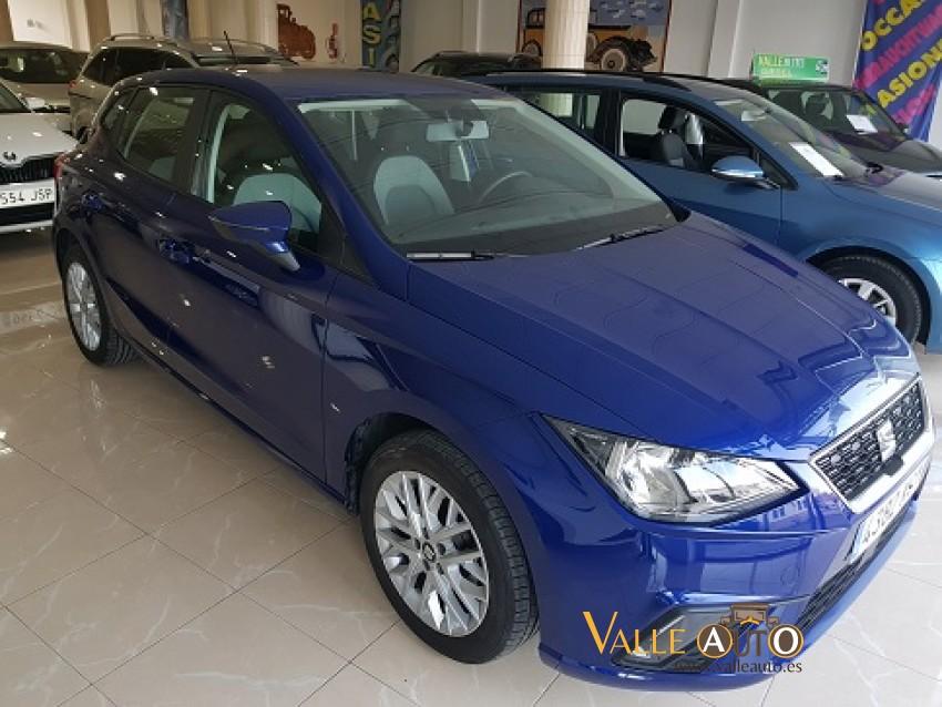 Image del SEAT Ibiza S&S STYLE 1.0 75CV AZUL