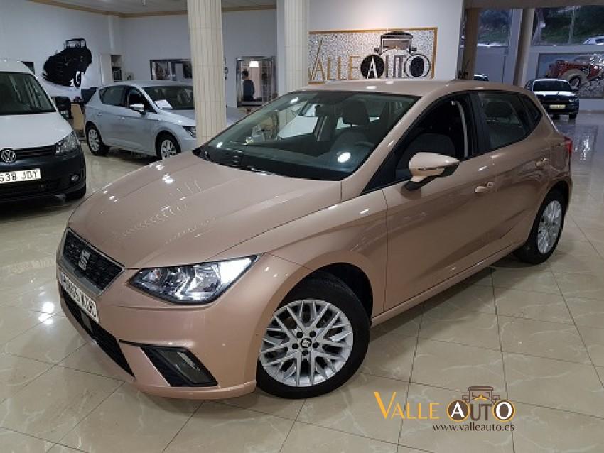 Image del SEAT Ibiza S&S STYLE 1.0 75CV ROSE GOLD