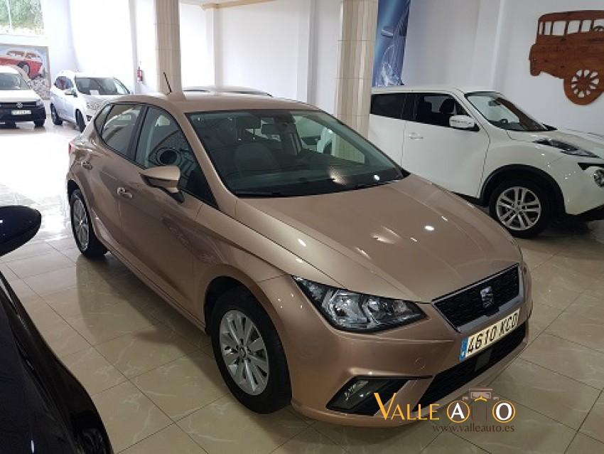 Image del SEAT Ibiza S&S STYLE 1.0 75CV ROSA GOLD