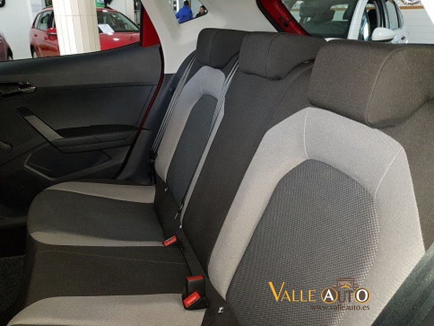SEAT Ibiza St&St Style 1.0 75CV Rojo Imagen