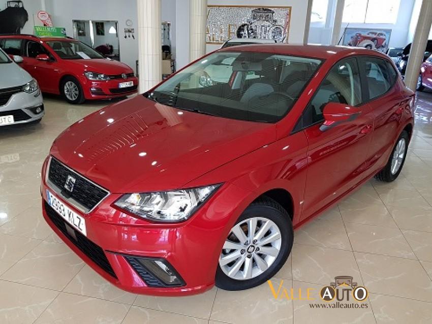 Image del SEAT Ibiza St&St Style 1.0 75CV Rojo