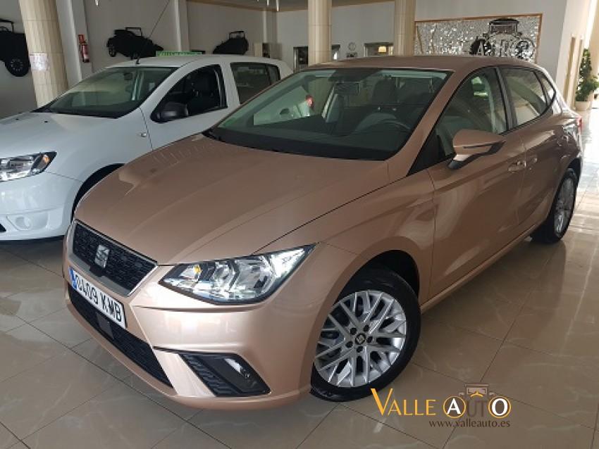 Image del SEAT Ibiza Style 1.0 75CV ROSE GOLD