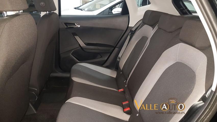 SEAT Ibiza Style 1.0 80CV NEGRO Imagen