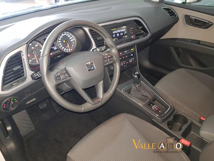 SEAT Leon CR S&S STYLE 1.6 TDI 115CV BLANCO Imagen