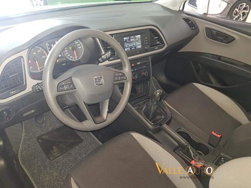 SEAT Leon Reference Ecomotive 1.6 TDI 110CV Blanco Imagen