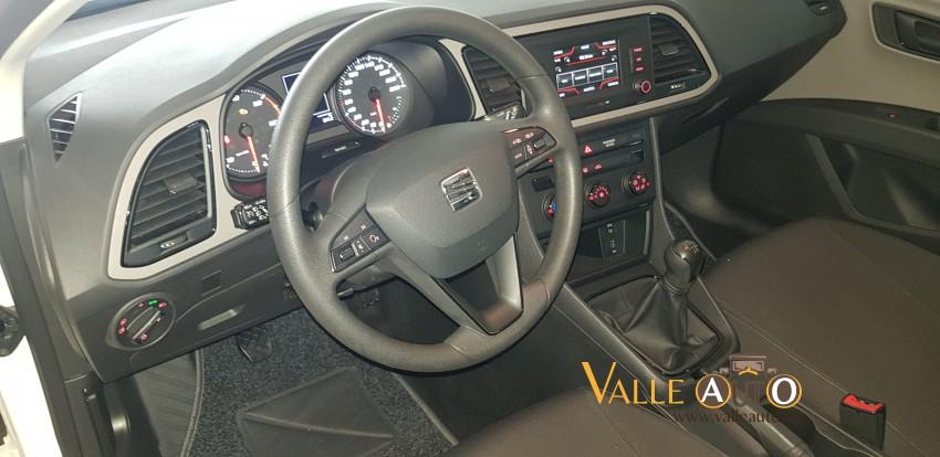 SEAT Leon REFERENCE PLUS 1.6 TDI 115CV BLANCO Imagen