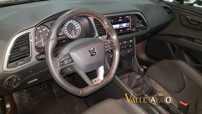 SEAT Leon ST FR 2.0 TDI 150CV MARRON Imagen