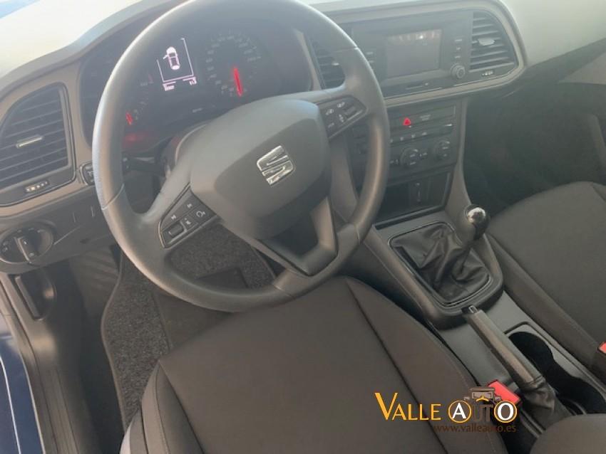 SEAT Leon ST Reference 1.6 TDI 115CV Azul Imagen