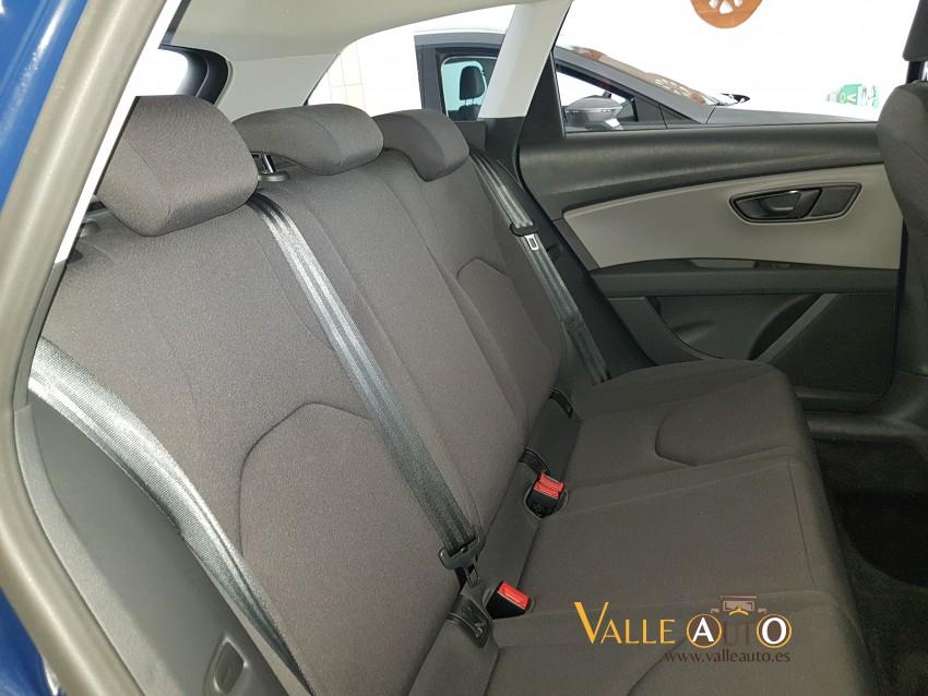 SEAT Leon ST REFERENCE EDITION 1.6 TDI 115CV AZUL Imagen