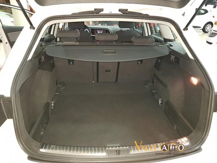 SEAT Leon ST S&S STYLE 1.6 TDI 115CV BLANCO Imagen