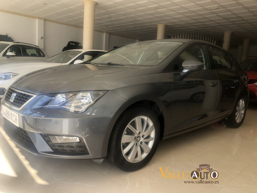 Image del SEAT Leon St&sp Reference Plus 1.6 TDI 115CV GRIS