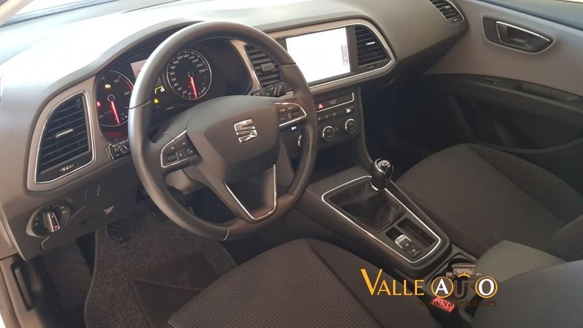 SEAT Leon ST STYLE 1.6 TDI 115CV BLANCO Imagen