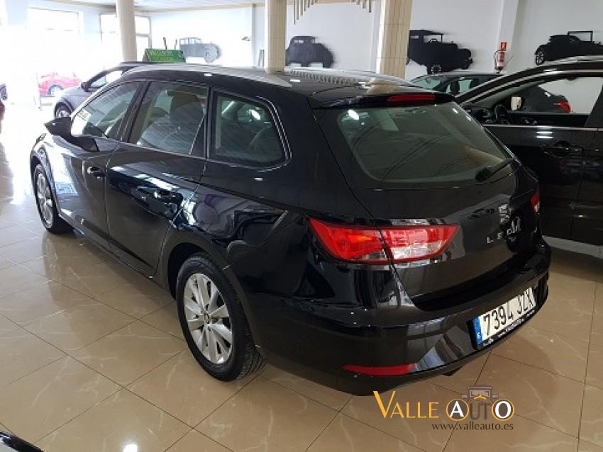 Image del SEAT Leon ST Style 1.6 TDI 115CV NEGRO
