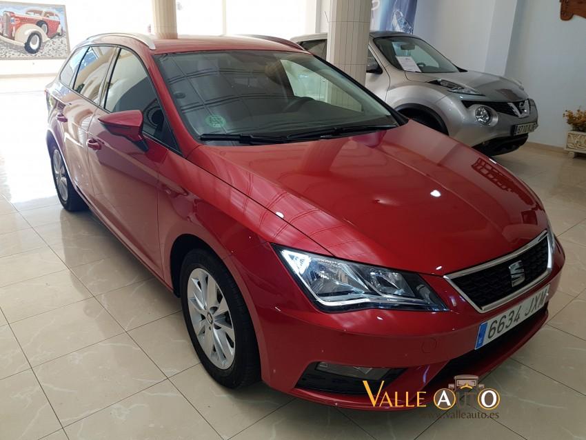 Image del SEAT Leon ST Style 2.0 150CV Rojo