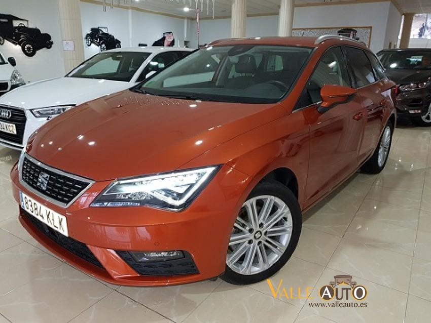 Image del SEAT Leon ST Xcellence 2.0 150CV Naranja