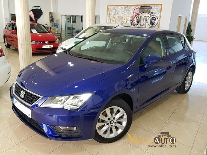 Image del SEAT Leon Style 1.6 TDI 115CV Azul