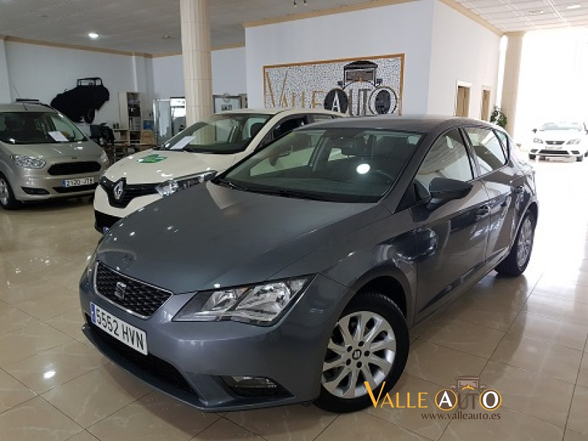 Image del SEAT Leon STYLE St&ST 1.6 TDI 105CV Gris oscuro
