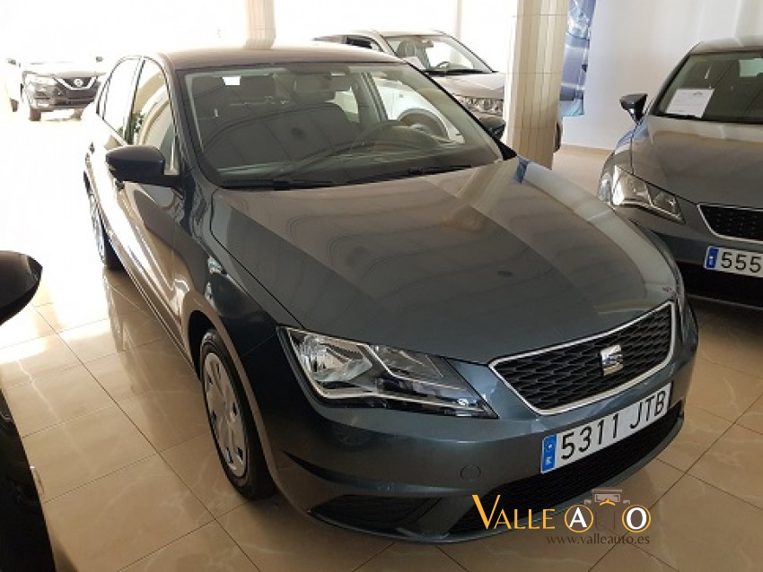Image del SEAT Toledo Reference 1.6 TDI 115CV Gris Oscuro