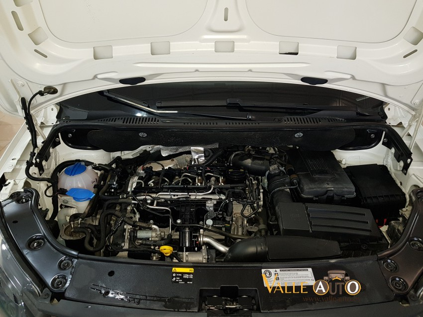 VOLKSWAGEN Caddy CADDY KOMBI PRO BMT 5PL 1.6 TDI 75CV BLANCO Imagen
