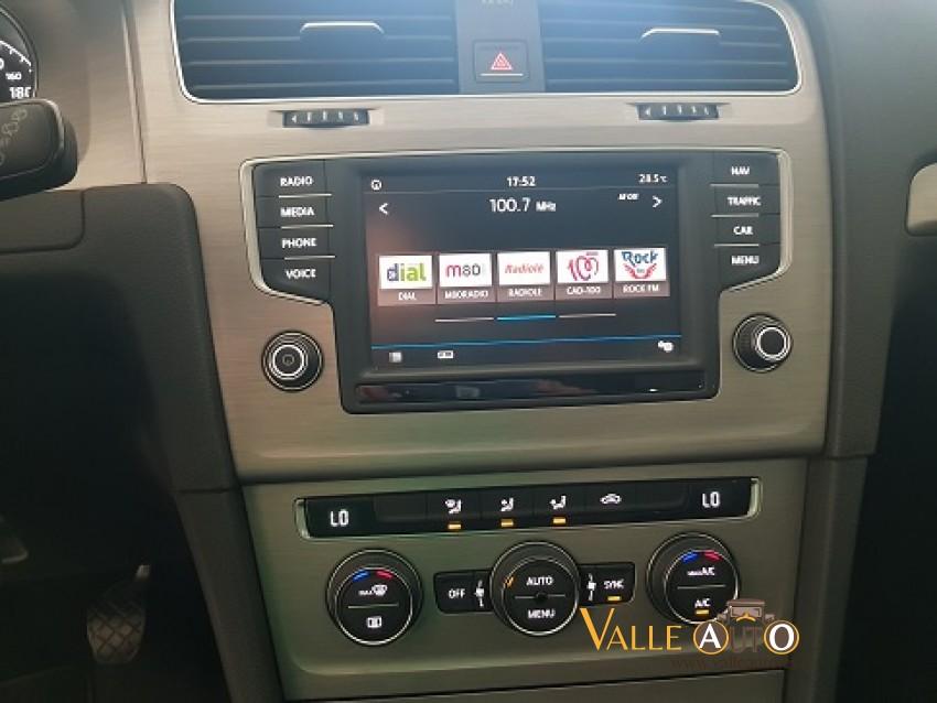 VOLKSWAGEN Golf Advance BMT 1.6 TDI 110CV Beige Imagen
