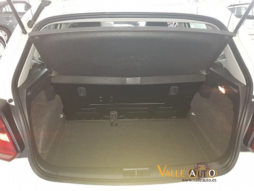 VOLKSWAGEN Polo BMT 1.4 TDI 75CV BLANCO Imagen