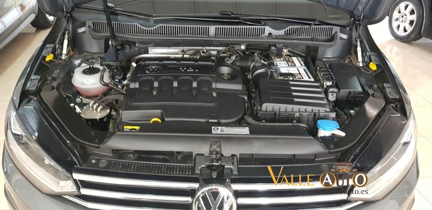 VOLKSWAGEN Touran Advance 1.6 TDI SCR  BMT DSG 1.6 TDI 115CV GRIS Imagen